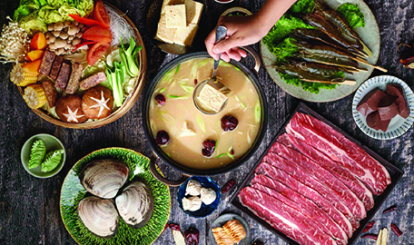 冬季美食饗宴!鍋物大賞