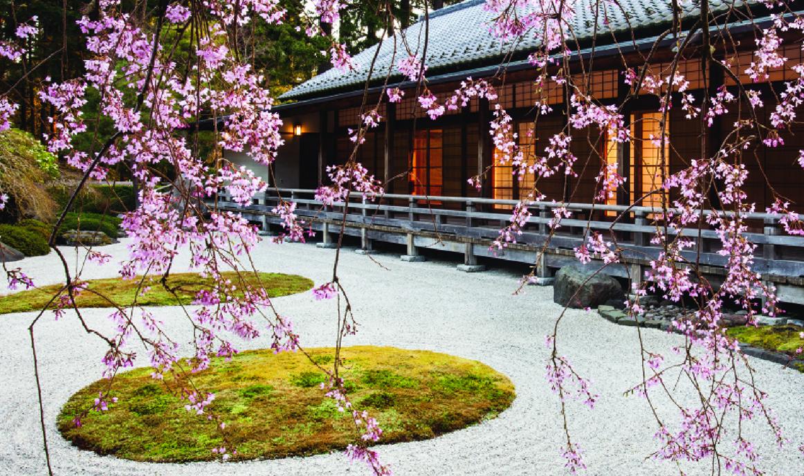 最美城市波特蘭,四季動人的日本花園